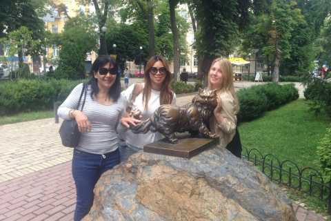 Kiev: 3-Hour Private Sightseeing Tour by Car