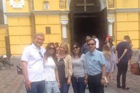 Kiev: Destaques do Grupo Pequeno da City Tour