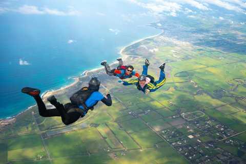 Melbourne: Großartige Erfahrung im Fallschirmspringen auf der Ocean Road