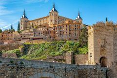 De Madri: Excursão Monumentos de Toledo e Catedral Opcional