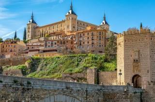 Ab Madrid: Tour nach Toledo inklusive 7 Sehenswürdigkeiten