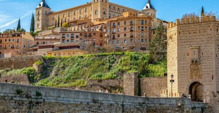 From Madrid: Toledo with 7 Monuments and Optional Cathedral