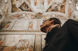 Rom: Sixtinische Kapelle & Michelangelo Virtuelle Tour mit Führer