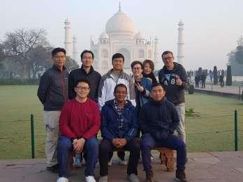 Agra: Private Übernachtungstour ab Jaipur