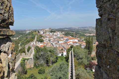 From Lisbon: Óbidos and Mafra Palace Private Tour