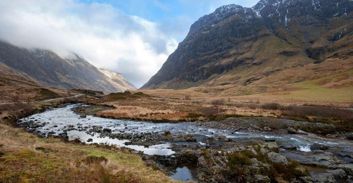 エジンバラ:ネス湖、グレンコー、スコットランド高地ツアー