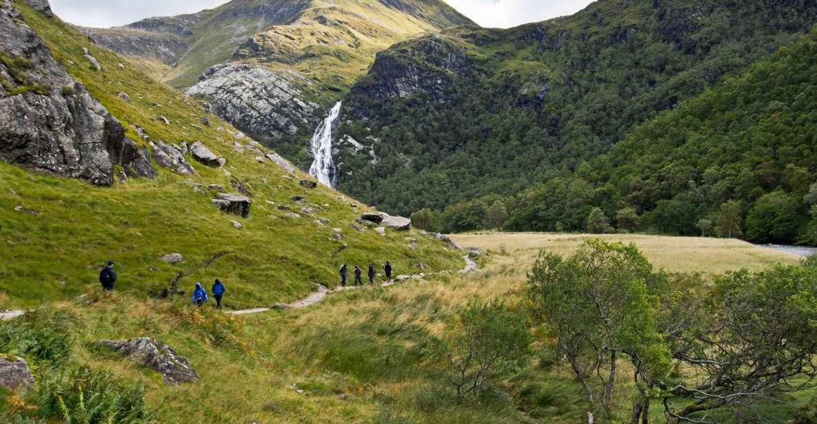 Édimbourg: visite du Loch Ness, de Glencoe et des Highlands