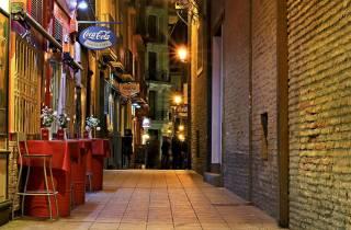 Madrid: Abendwanderung mit Tapas und Wein