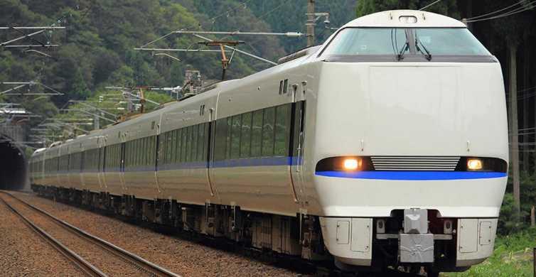 From Osaka: One-Way Thunderbird Train Ticket to Kanazawa