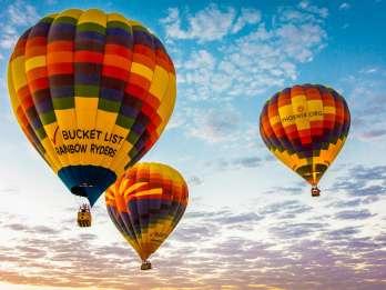 Phoenix: Halbtägiges Heißluftballon-Abenteuer