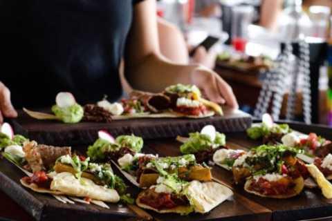 Oaxaca: Classic Downtown Food Tour