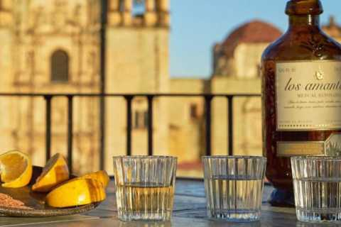 Oaxaca: Mezcal and Local Food Sunset Tour