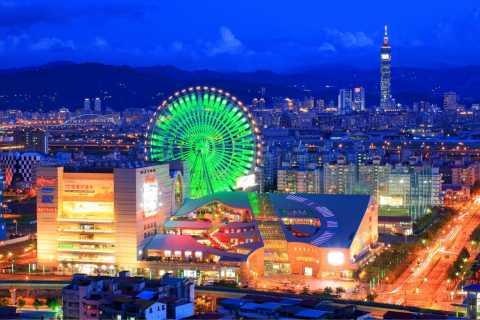 Taipei: biglietto per la ruota panoramica Miramar