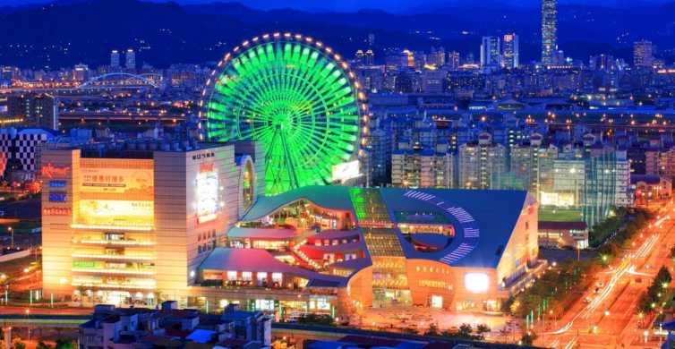 Taipei: Miramar Ferris Wheel Ticket