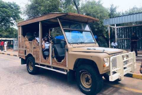 Gaborone: Private 3-Hour City Tour