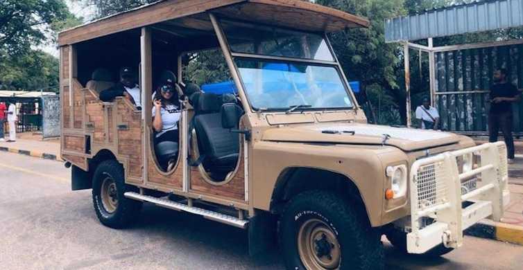 Gaborone: Private 3-Hour City Tour