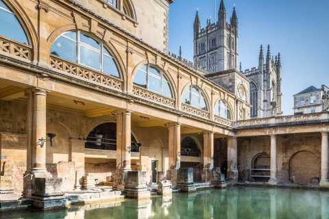 Bath: Private Walking Tour