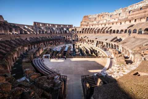 Rome: Skip-the-Line Colosseum, Forum and Palatine Hill Tour