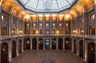 Porto: Führung durch Palácio da Bolsa