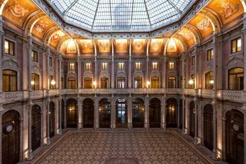 Porto: Palácio da Bolsa Guided Tour