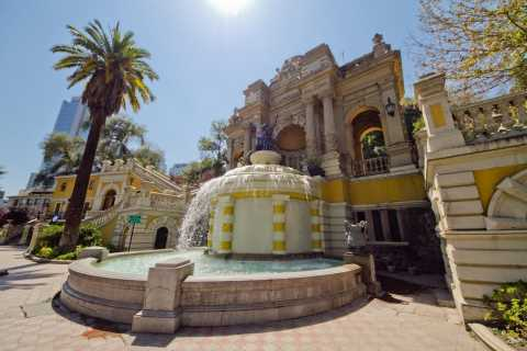 Santiago: The Essentials City Tour & Optional Concha y Toro
