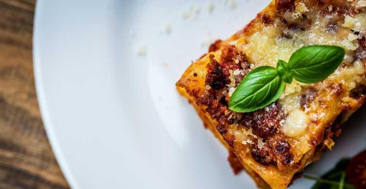 Venice: Live Italian Lasagna Cooking Class