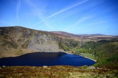 De Dublin: Excursão ao Parque Nacional das Montanhas Wicklow