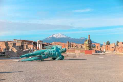 Pompeii: Live Virtual Tour with Expert Guide