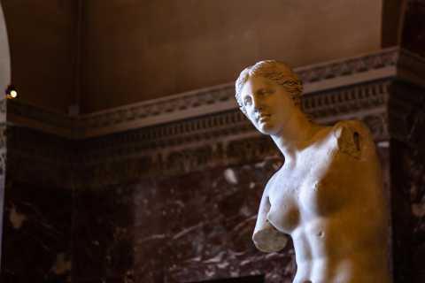Paris: Louvre Virtual Tour with Art Historian