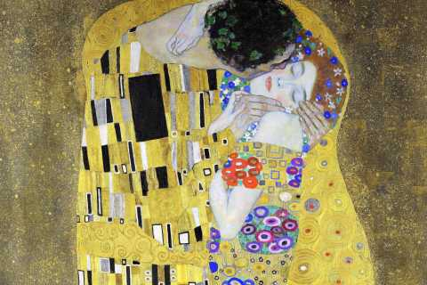 Vienna: Private Gustav Klimt and History Walk