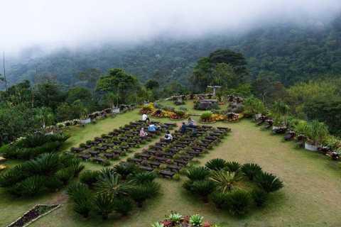 De Rio: visite du sanctuaire de Vale do Amor et de la cascade de Poço Negro