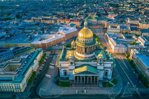 St. Petersburg: Saint Isaac's Cathedral Private Tour