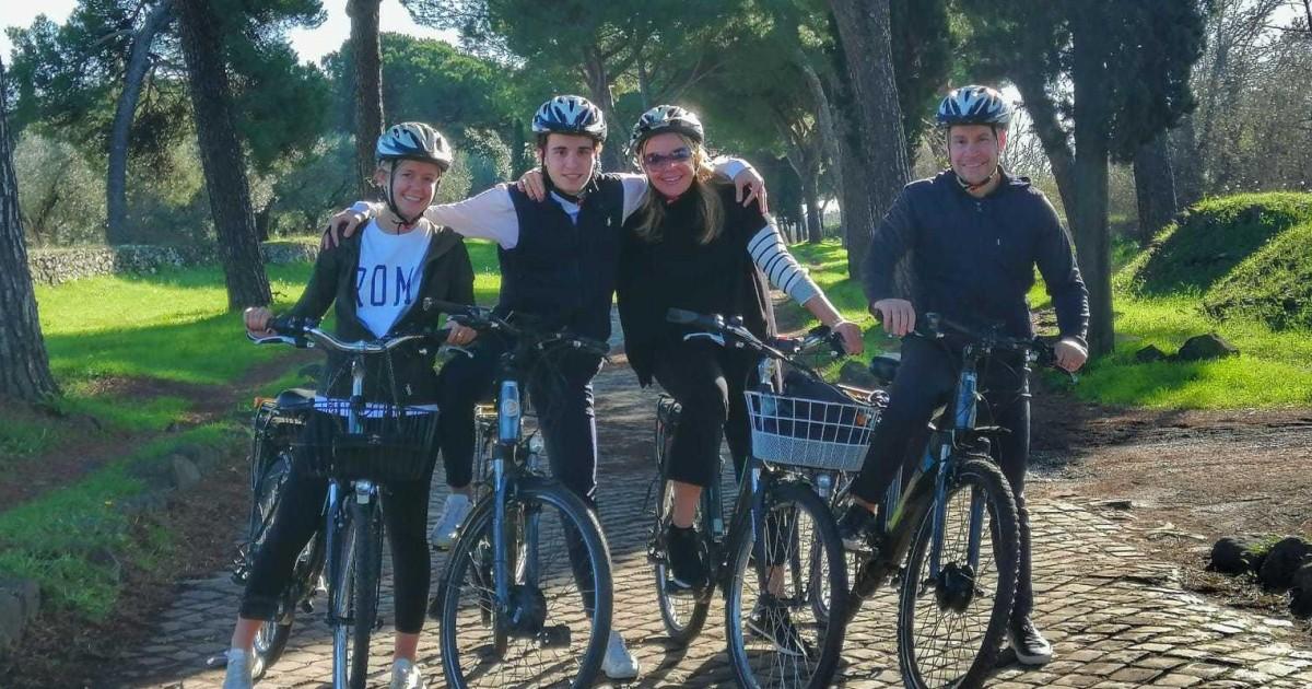 Radtour Rom