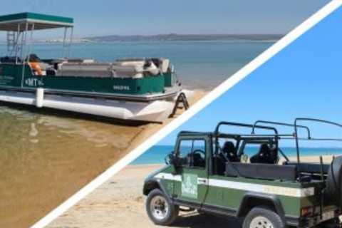From Faro: 2 Islands, Salt Ponds, & Bathing in the Dead Sea