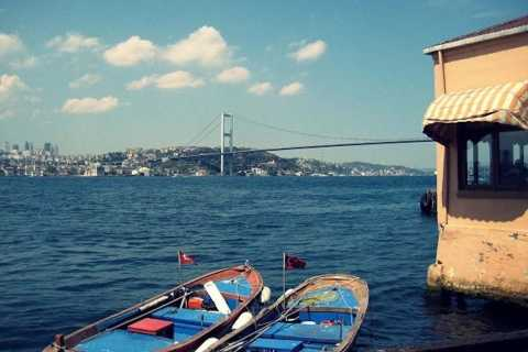 Istambul: visita guiada ao bairro de Uskudar, lado asiático