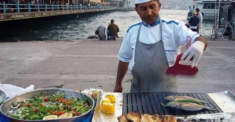 Istanbul: tour gastronomico nei dintorni di Galata e Karakoy