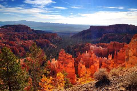 Vegas a San Francisco: tour de 11 días por los parques del suroeste de Estados Unidos