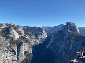 Von Vegas: Yellowstone, Yosemite und Rockies 11-tägige Tour