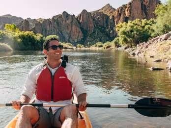 Mesa: 2-stündige Kajaktour zum Fuchsschwanz