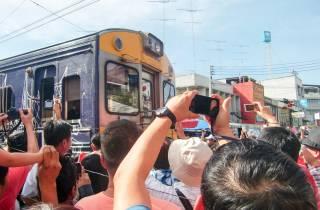 Bangkok: Damnoen Saduak, Maeklong und Mangrovenwald Tour