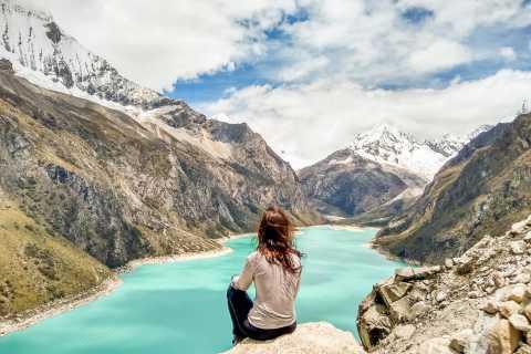 Huaraz: tour de día completo al lago Parón con almuerzo opcional