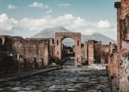 Live-Tour von zu Hause aus: Pompeji, eine in der Zeit gefrorene ...