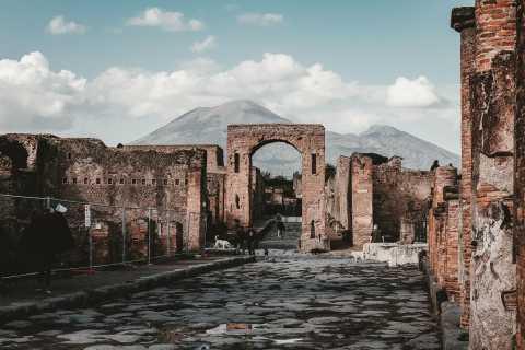 Live-Tour von zu Hause aus: Pompeji, eine in der Zeit gefrorene Zivilisation