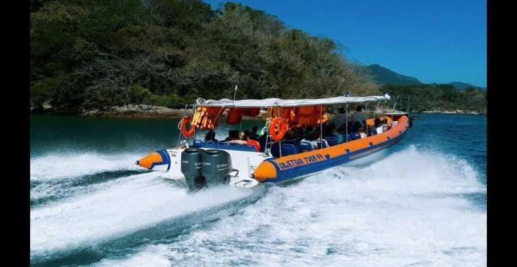 Rio de Janeiro and Ilha Grande: One-Way Shuttle Transfer