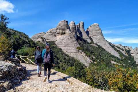 Barcelona: monasterio de Montserrat y paseo con un lugareño