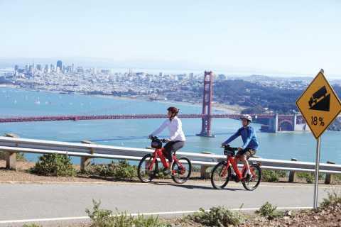 San Francisco: Electric Bike Rental