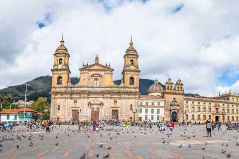 Bogota: Classic City Walking Tour