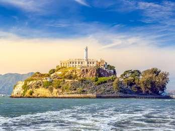 San Francisco: Führung an Uferpromenade & Alcatraz