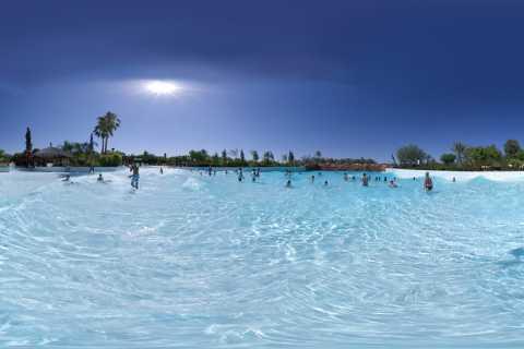 Marrakesz: bilet wstępu do parku wodnego Oasiria