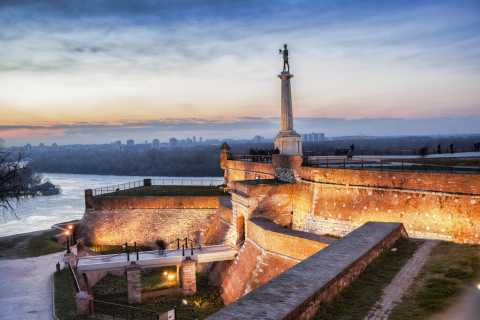 Belgrade City Highlights Half-Day Panoramic Sightseeing Tour